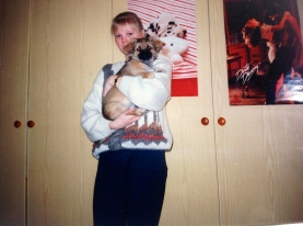 Minun ihana Phoba! Tammikuu 1992