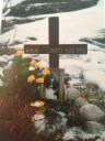 Juokse vapaana pikku Caro! Kävimme haudallasi 6.4.1997