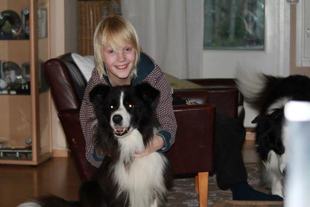 Niklas ja Toto 19.10.2011 Viimeinen kuva